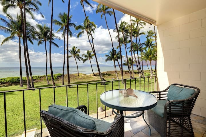 Gorgeous Sunsets, Ocean View, King Bed, AC, 4K TV!