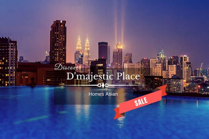 D'majestic Place by Homes Asian - Twin Suite.D137
