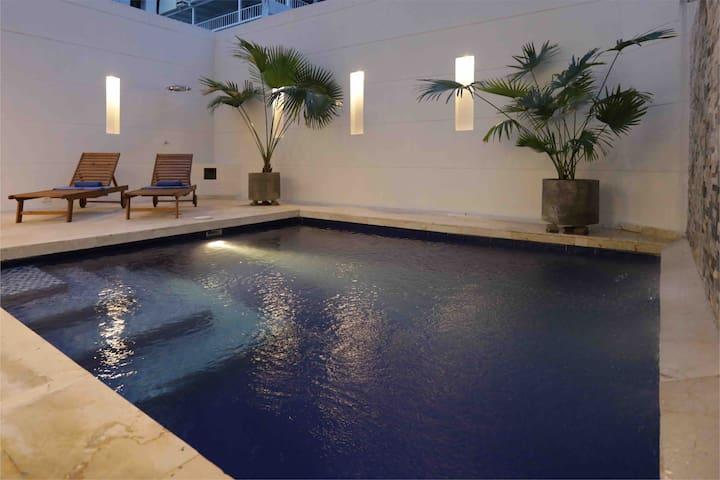 Beautiful Casa LOFT, best location! Private Pool.
