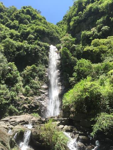 Healing Waterfall Backpackers Lodge x1 療癒瀑布背包客棧-單人