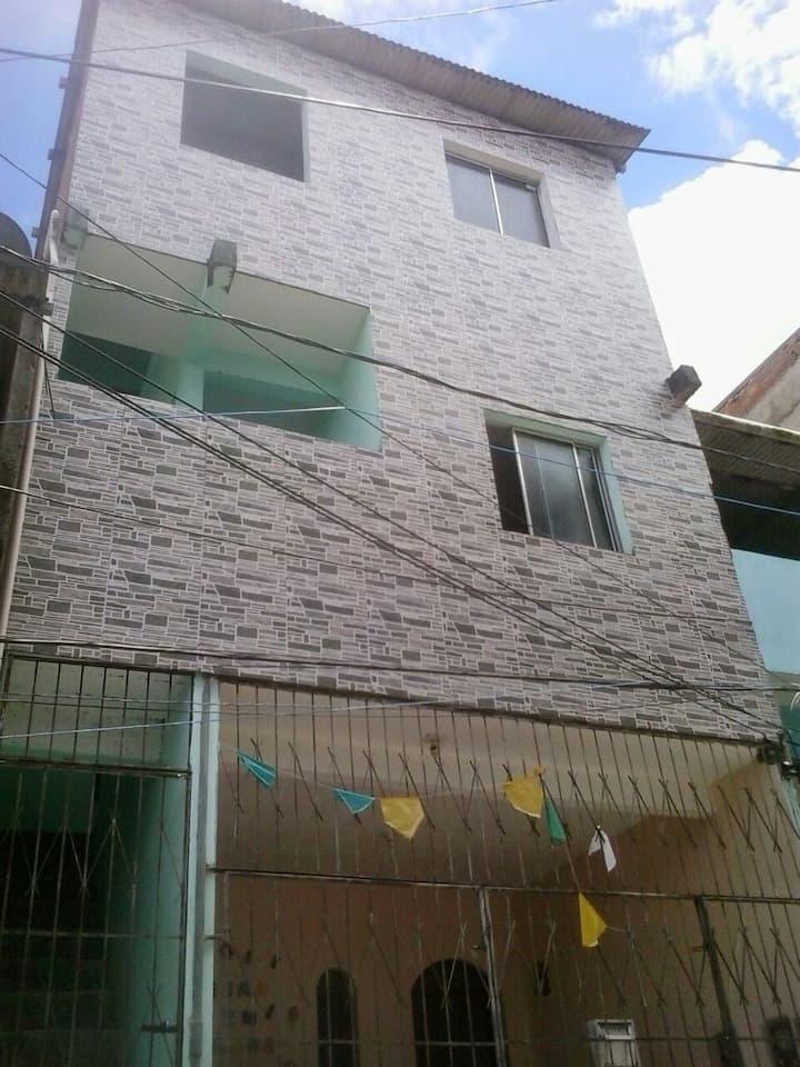 Residencia Habitaçáo Popular- Favela