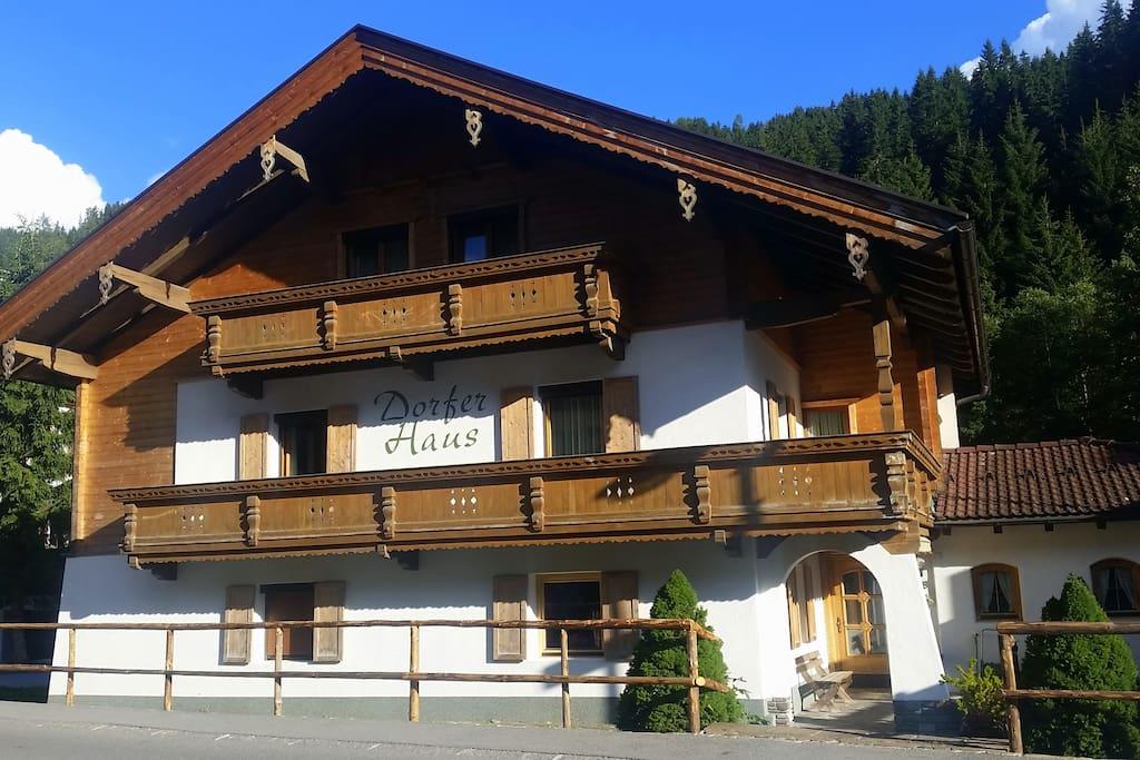 Chalet for an active summer holiday huizen te huur in for Chalet te koop oostenrijk tirol