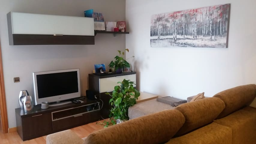 Well communicated single room
