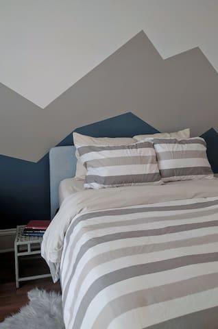The Capital, à la carte! 3 bedrooms