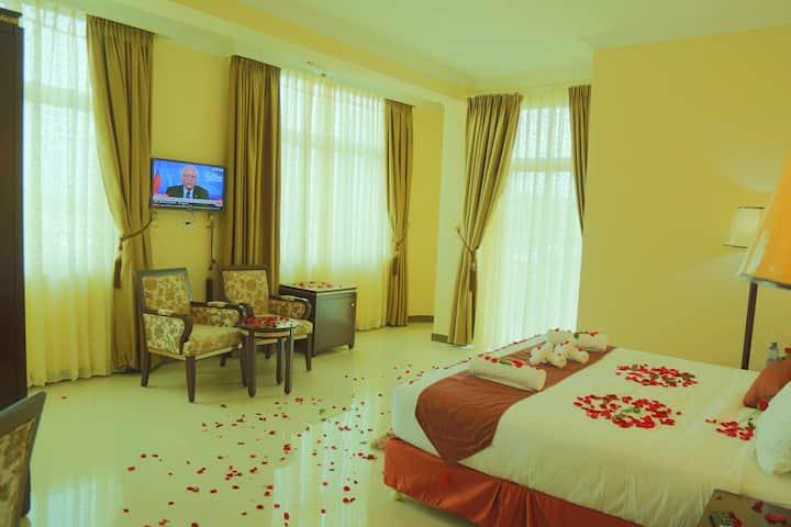 Solyana Hotel Triple bedroom
