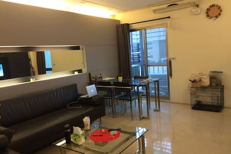 Private Suite/near MRT and Taipei 101 - Da'an District