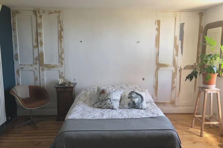 Chambre privée dans maison d'hôte