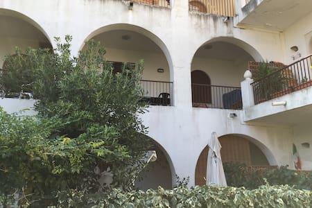 Appartamento a 5 minuti dal mare - Rometta Marea - Wohnung