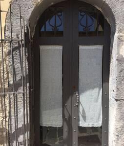 Affascinante/accogliente alloggio - Vizzini - Haus