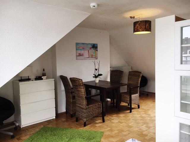 Appartement mit Dachterrasse in perfekter Lage