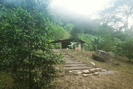 Camping na Floresta 1 - Toca da Serra PETAR