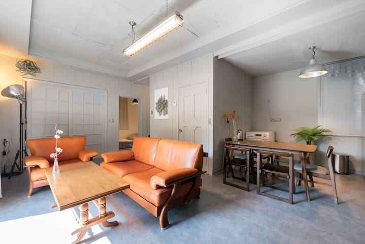Itaewon Renovated Old KoreanHouse withTerrace3room
