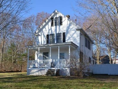 Updated House in Peaceful Setting - South Portland