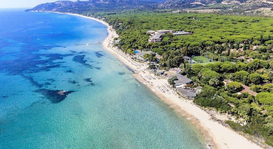 Sardegna relax 40mt dal mare - Santa Margherita di Pula - Huis