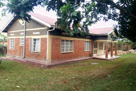 THREE BEDROOM HOUSE FOR RENT IN SEETA TOWN, MUKONO