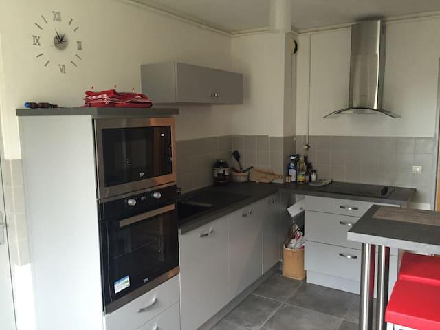 Bel appartement de 80 m² - Bourg-en-Bresse - Apartment