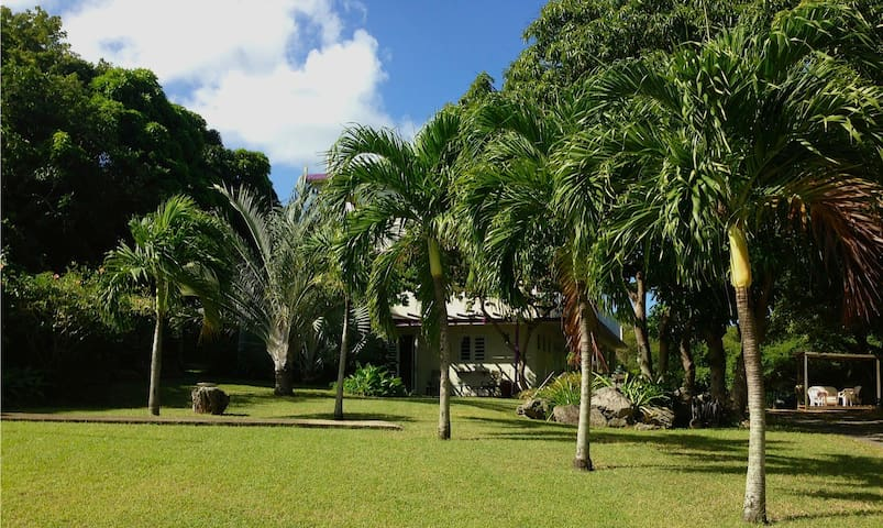 Affordable, Comfortable, Tropical Retreat - Vieques - Domek gościnny