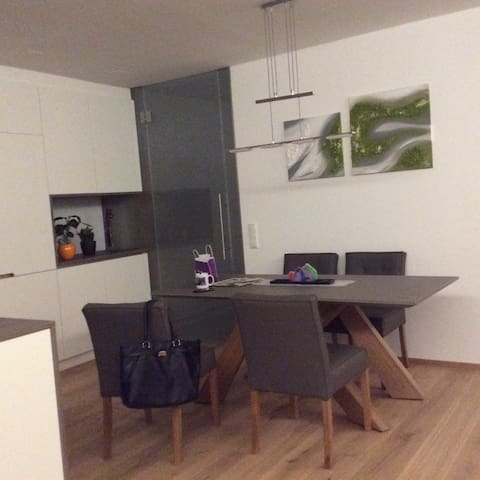 modern room, centrally located, next main station - Linz - Apartamento