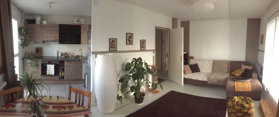 Apartment In Very Quiet Residence - Val-de-Reuil - Кондоминиум