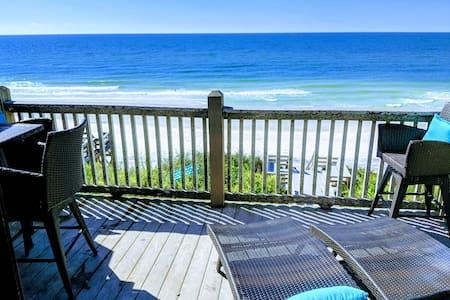 Oceanfront Paradise - Unit #10 Spectacular Views!!