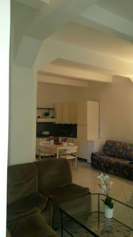 Casa Porticello pt - Villa San Giovanni - Apartamento