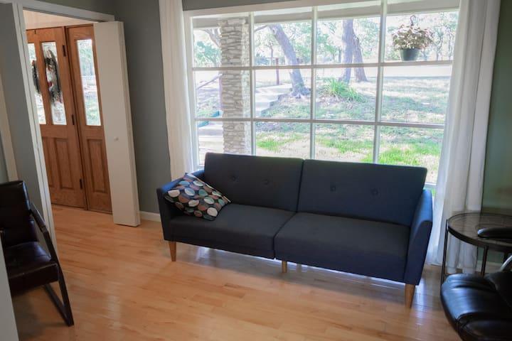 Bedroom/Office space
