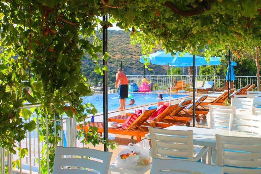 Butik otel patara sun club boutique hotel in affitto a for Boutique hotel xanthos patara