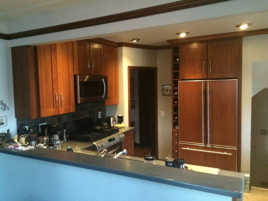 Kitchen remodeled in 2007