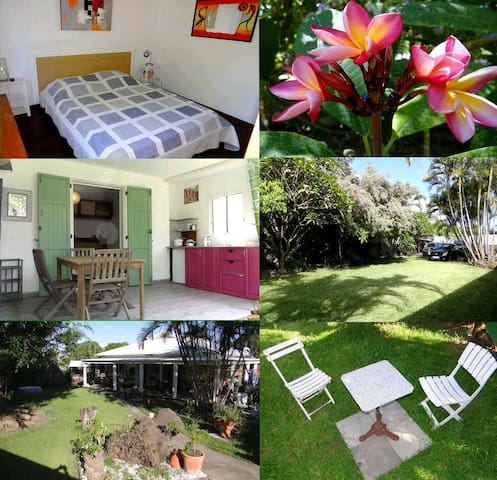 Charming F2 fully equipped,  near the Ocean ! - Saint ANDRE - House