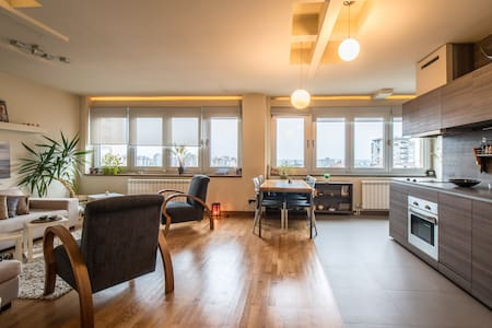 BRIGHT&MODERN IN THE HEART OF BGD - Beograd - Wohnung