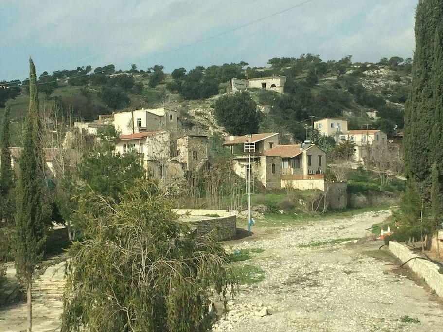 Village of Agios Theodoros