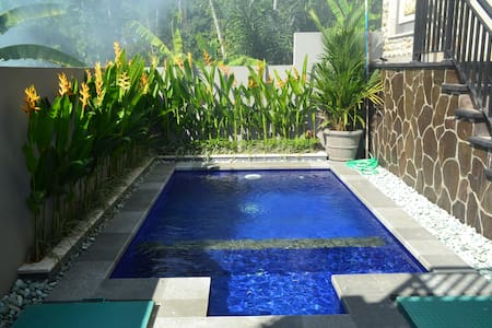 Villa Shanti 3 Bedroom private villa close to Ubud