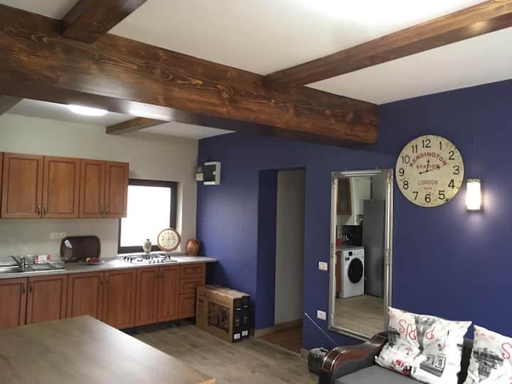 2 Bedroom/2 bath apartment 500m from  Bran Castle