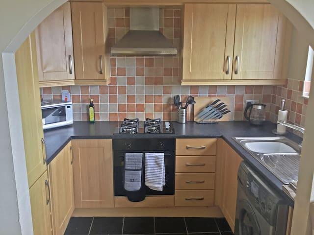 The Loft Guest Apartment - Kitchen