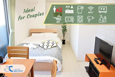 SK33★Newly Built Apartment / Long-Term Rent OK!