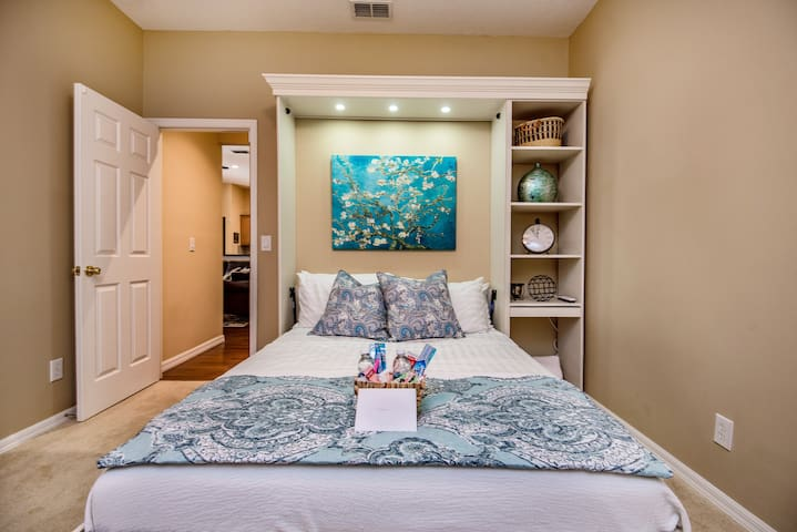 Orlando area quiet comfortable room. - Winter Garden - House