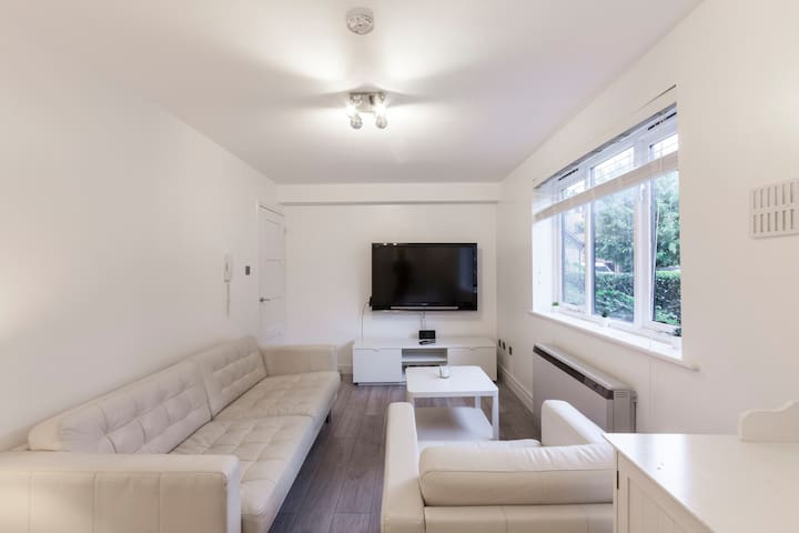 Newly Refurbished Studio Flat with free parking