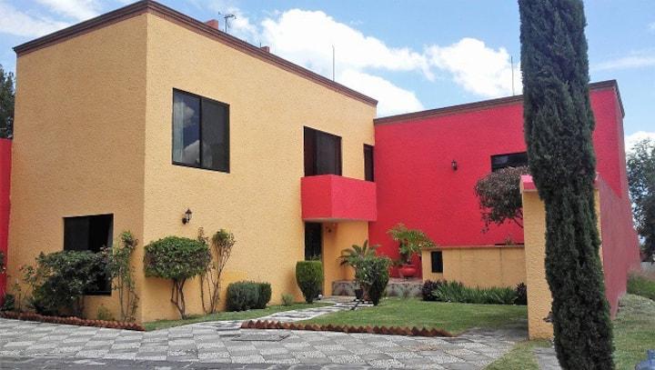 Disfruta casa a unos pasos Hotel Fiesta A. Galindo