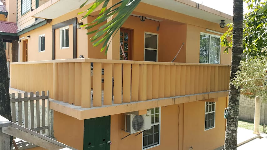 Cozy 1 bedroom apartment. - San Ignacio - Apartamento