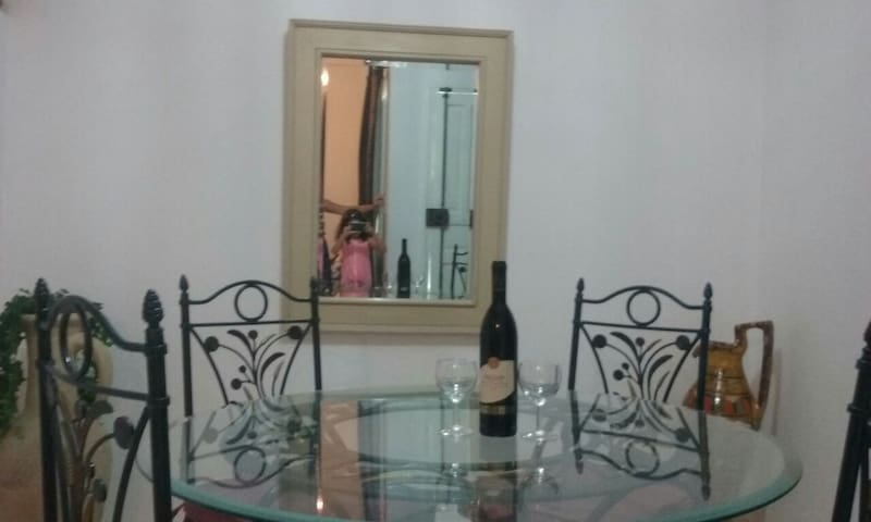 Private 3 bed house close to beach - Hammamet Sud, Nabeul, TN - Hus