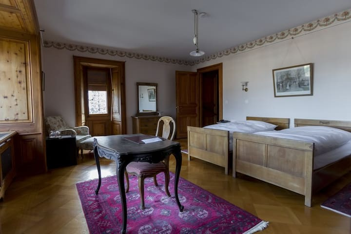 Château Mercier - Chambre de Carmen