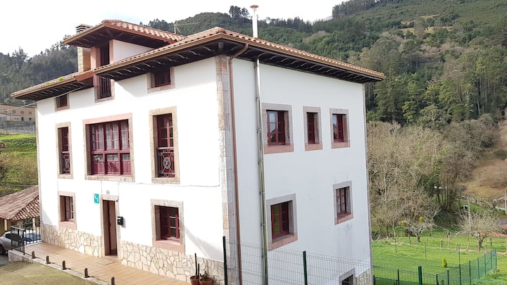 Casa Pacho Ferreras. VV. 1650.AS