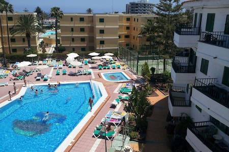 Spacious apartment in the heart Playa del Ingles