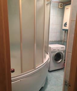 Хорошая квартира в ленинском районе! - Murmansk - Apartamento