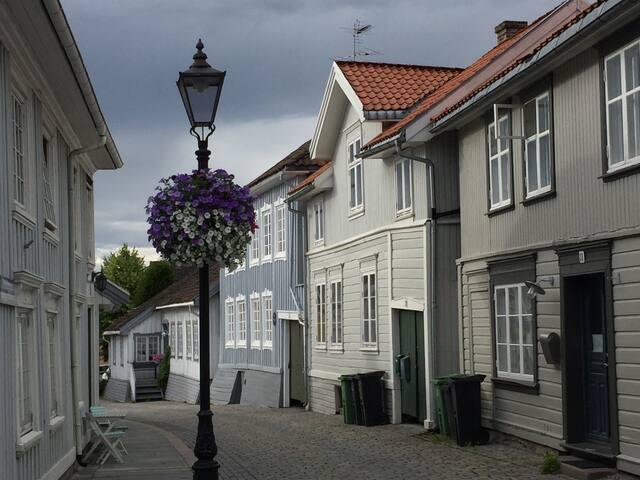 Naboen til Ibsen / Ibsen's neighboor
