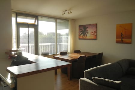Nice apartment with 2 bicycles - Den Haag - Apartemen