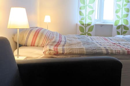 Spacious room close to the city - Malmø - Lejlighed