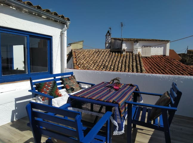 Colibri cute house in St Pere de Ribes, sea views