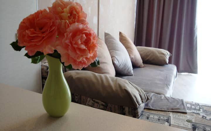 Уютные апартаменты в Золотой Эре