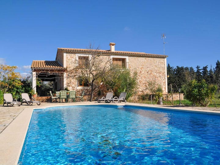 Son Tresco, Country house in Buger, Mallorca